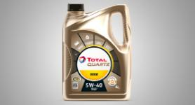 Discover TOTAL engine oils